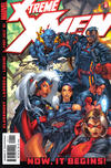 Cover for X-Treme X-Men (Marvel, 2001 series) #1 [Direct Edition]