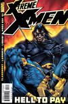 Cover for X-Treme X-Men (Marvel, 2001 series) #3 [Direct Edition]
