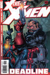 Cover for X-Treme X-Men (Marvel, 2001 series) #5 [Direct Edition]