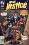 Cover for Young Justice (DC, 1998 series) #3