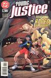 Cover for Young Justice (DC, 1998 series) #4