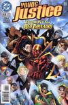 Cover for Young Justice (DC, 1998 series) #11
