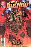 Cover for Young Justice (DC, 1998 series) #12
