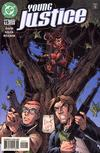 Cover for Young Justice (DC, 1998 series) #15