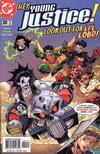 Cover for Young Justice (DC, 1998 series) #20