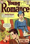Cover for Young Romance (DC, 1963 series) #126