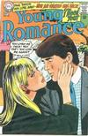 Cover for Young Romance (DC, 1963 series) #149