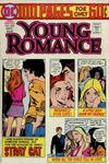 Cover for Young Romance (DC, 1963 series) #202