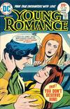 Cover for Young Romance (DC, 1963 series) #205