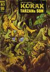 Cover for Korak (Williams Förlags AB, 1966 series) #9