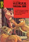 Cover for Korak (Williams Förlags AB, 1966 series) #13