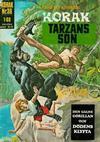 Cover for Korak (Williams Förlags AB, 1966 series) #36