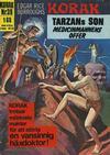 Cover for Korak (Williams Förlags AB, 1966 series) #39