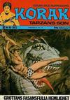 Cover for Korak (Williams Förlags AB, 1966 series) #10/1972