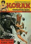 Cover for Korak (Williams Förlags AB, 1966 series) #6/1973