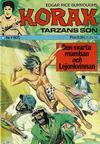 Cover for Korak (Williams Förlags AB, 1966 series) #1/1975