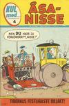 Cover for Kul med Åsa-Nisse (Semic, 1967 series) #4/1967