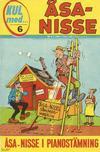 Cover for Kul med Åsa-Nisse (Semic, 1967 series) #6/1967