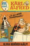 Cover for Kul med Åsa-Nisse (Semic, 1967 series) #4/1968