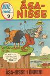 Cover for Kul med Åsa-Nisse (Semic, 1967 series) #9/1968
