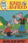 Cover for Kul med Åsa-Nisse (Semic, 1967 series) #12/1968