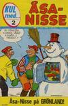 Cover for Kul med Åsa-Nisse (Semic, 1967 series) #2/1969