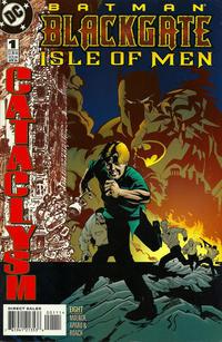 Cover Thumbnail for Batman: Blackgate - Isle of Men (DC, 1998 series) #1