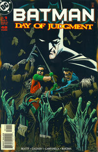 Cover Thumbnail for Batman: Day of Judgment (DC, 1999 series) #1