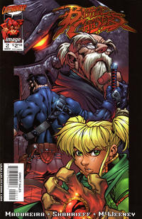 Cover Thumbnail for Battle Chasers (Image, 1998 series) #2 [Cover A: Regular Cover]