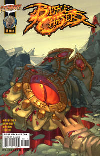 Cover Thumbnail for Battle Chasers (DC, 1999 series) #8