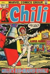 Cover Thumbnail for Chili (Marvel, 1969 series) #21