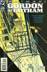 Cover Thumbnail for Batman: Gordon of Gotham (DC, 1998 series) #3