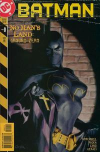 Cover Thumbnail for Batman: No Man's Land (DC, 1999 series) #0