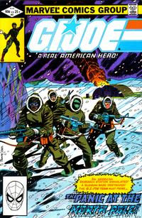 Cover Thumbnail for G.I. Joe, A Real American Hero (Marvel, 1982 series) #2 [Direct Edition]