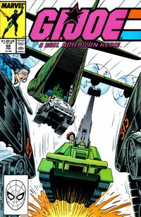 Cover Thumbnail for G.I. Joe, A Real American Hero (Marvel, 1982 series) #68 [Direct Edition]