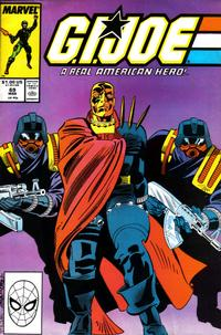 Cover Thumbnail for G.I. Joe, A Real American Hero (Marvel, 1982 series) #69 [Direct Edition]