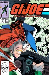 Cover Thumbnail for G.I. Joe, A Real American Hero (Marvel, 1982 series) #70 [Direct Edition]