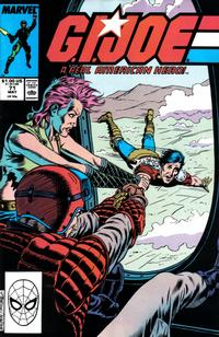 Cover Thumbnail for G.I. Joe, A Real American Hero (Marvel, 1982 series) #71 [Direct Edition]