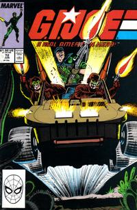 Cover Thumbnail for G.I. Joe, A Real American Hero (Marvel, 1982 series) #72 [Direct Edition]