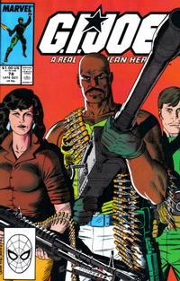 Cover Thumbnail for G.I. Joe, A Real American Hero (Marvel, 1982 series) #78 [Direct Edition]