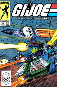 Cover Thumbnail for G.I. Joe, A Real American Hero (Marvel, 1982 series) #80 [Direct Edition]