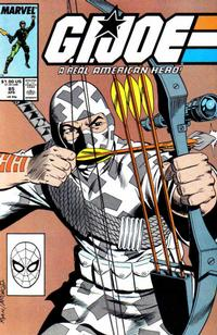 Cover Thumbnail for G.I. Joe, A Real American Hero (Marvel, 1982 series) #85 [Direct Edition]