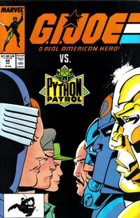 Cover Thumbnail for G.I. Joe, A Real American Hero (Marvel, 1982 series) #88 [Direct Edition]