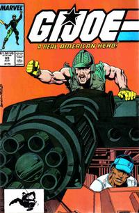 Cover Thumbnail for G.I. Joe, A Real American Hero (Marvel, 1982 series) #89 [Direct Edition]