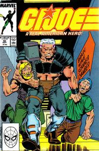 Cover Thumbnail for G.I. Joe, A Real American Hero (Marvel, 1982 series) #90 [Direct Edition]