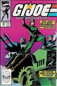 Cover Thumbnail for G.I. Joe, A Real American Hero (Marvel, 1982 series) #99 [Direct Edition]