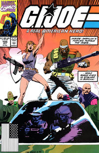 Cover Thumbnail for G.I. Joe, A Real American Hero (Marvel, 1982 series) #105 [Direct Edition]