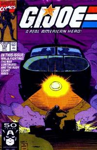 Cover Thumbnail for G.I. Joe, A Real American Hero (Marvel, 1982 series) #112 [Direct Edition]