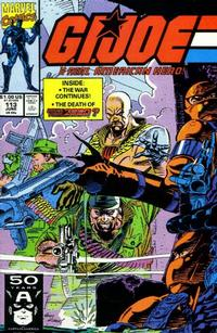 Cover Thumbnail for G.I. Joe, A Real American Hero (Marvel, 1982 series) #113 [Direct Edition]