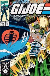 Cover Thumbnail for G.I. Joe, A Real American Hero (Marvel, 1982 series) #115 [Direct Edition]